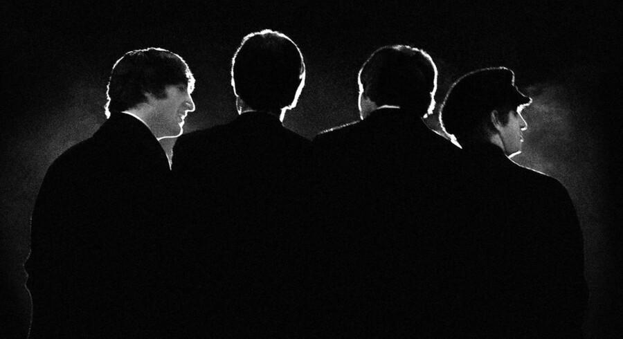 The Beatles ved deres første optræden i USA i 1964. Foto: Mike Mitchell/EPA