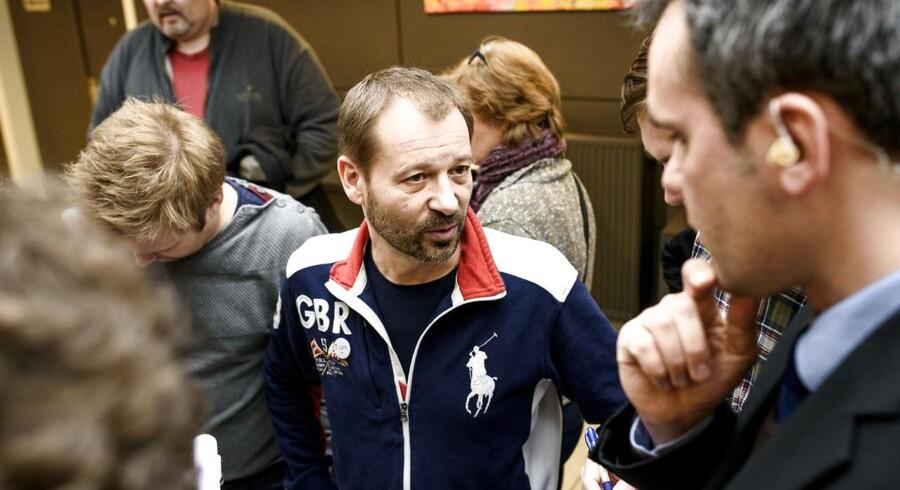Næstformanden i fagforeningen CAU, Jean Pierre Schomburg, udtaler sig om strejken i SAS. Medarbejderne er klar til at trække i arbejdstøjet igen.