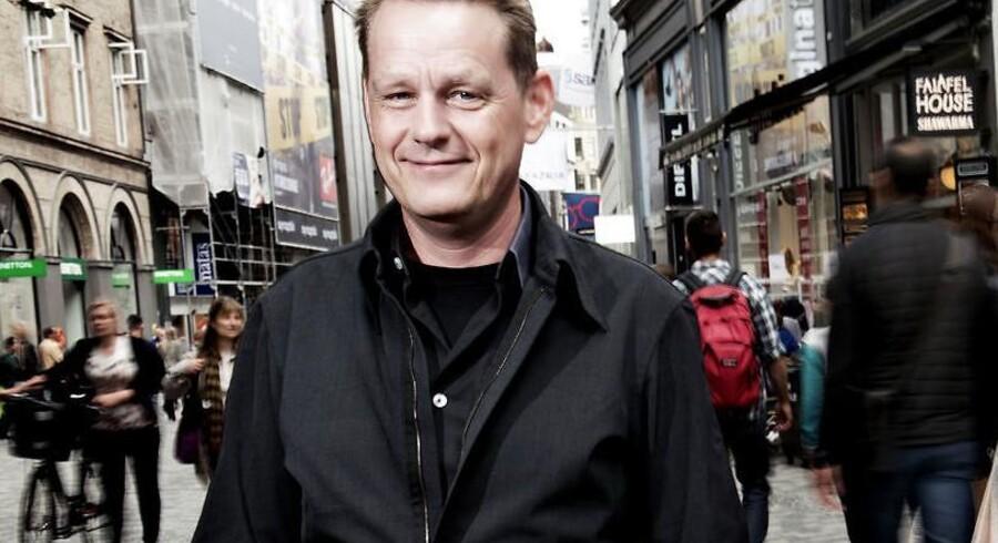 Martin Lindstrøm, landets førende globale branding-guru, som arbejder med 12 af verdens 50 største brands.
