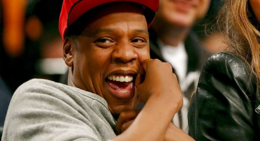 Stjerne-rapperen Jay-Z