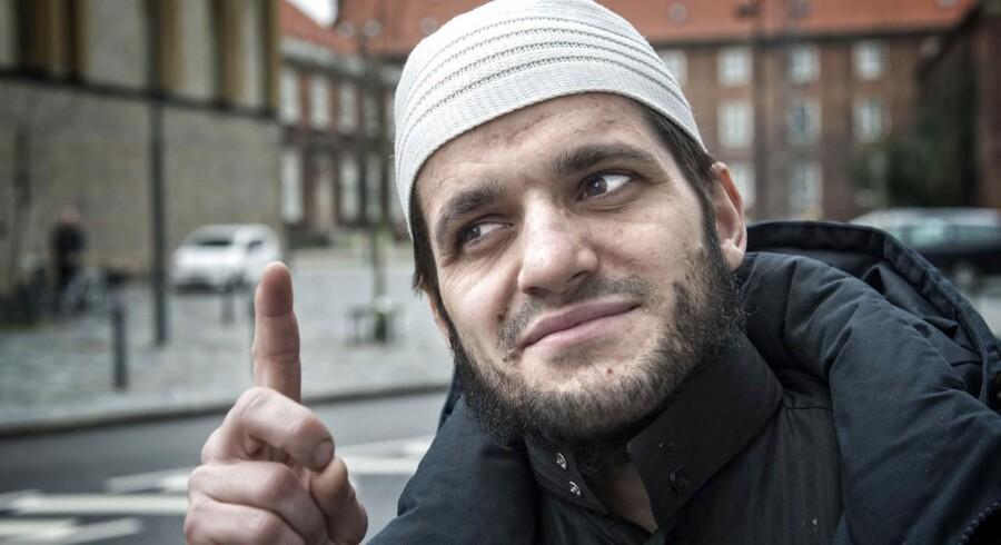 Salafisten Adnan Avdic har skabt politisk røre med sine udtalelser under et interview med TV 2.