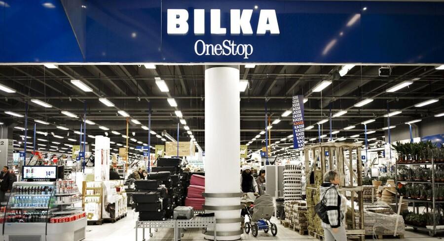 IKEA bygger gigantisk bolighus i København, men Bilka er stadig forhindret i at bygge nye sypermarkeder på grund af planloven. Foto: Marie Hald/Scanpix