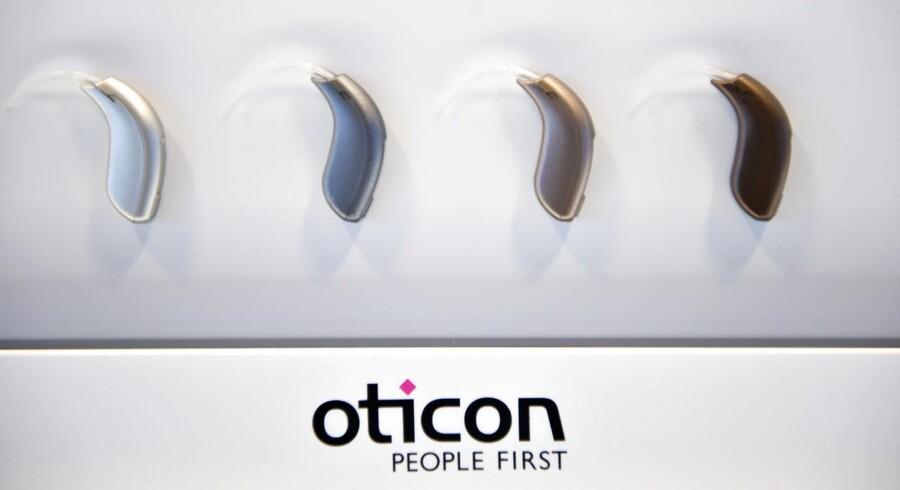 Oticon har 14 dage til at betale de 3 mio. kr. til GN.