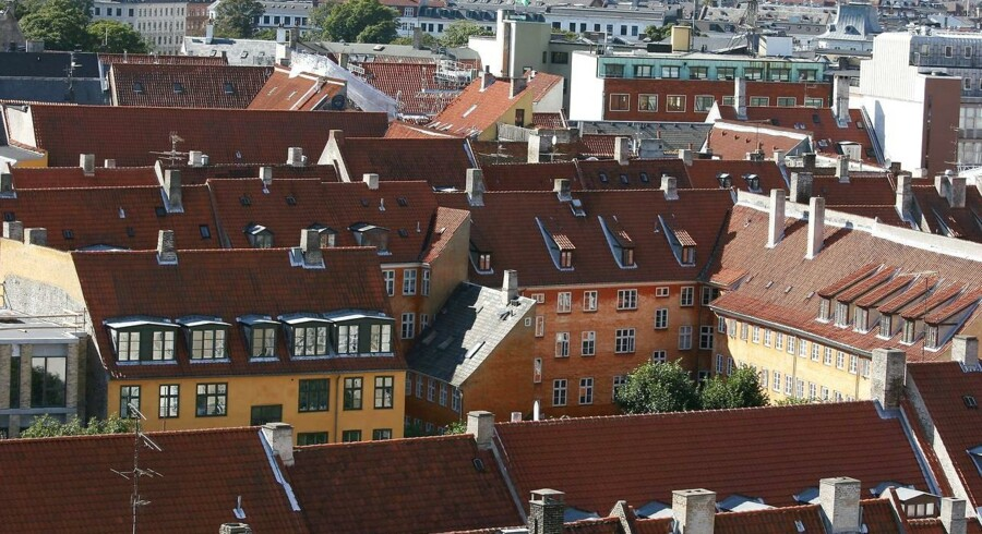 Arkivfoto fra København.