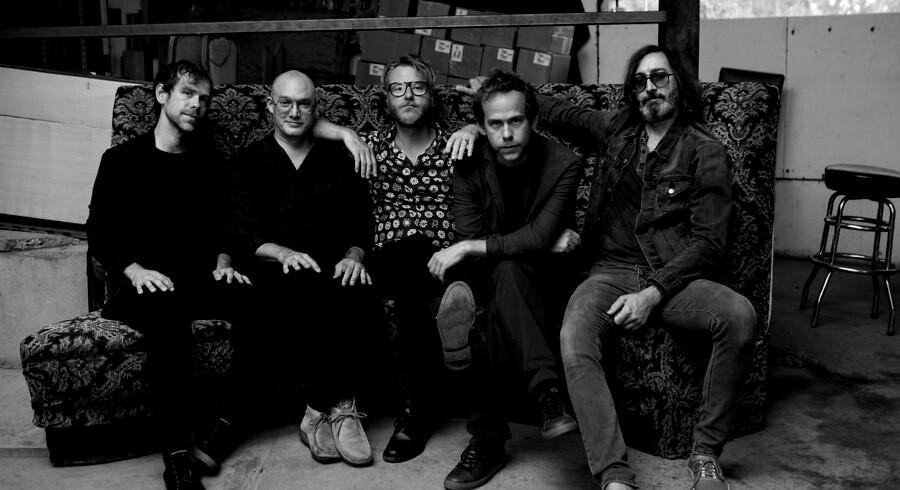 Det amerikanske rockband The National udgiver deres syvende album »Sleep Well Beast«.