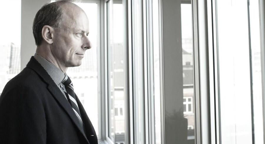 Klaus Holse Andersen er administrerende direktør i SimCorp.