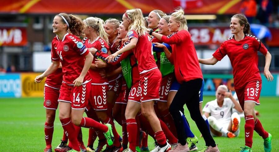 UEFA skal torsdag behandle appelsagen, hvor det danske kvindelandshold i fodbold blev taberdømt mod Sverige.