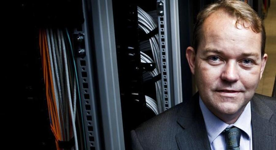 Administrerende direktør Lars Monrad-Gylling forlader KMD efter 15 år.