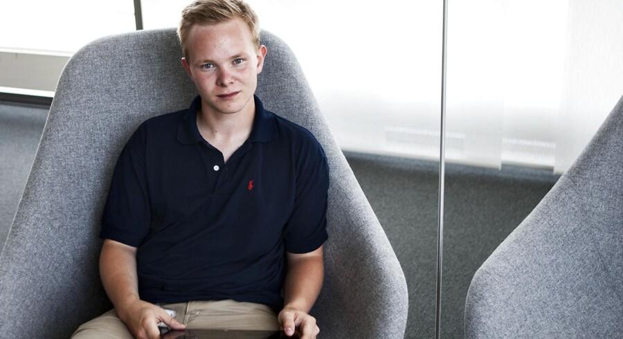 17-årige Kresten Thorndahl er netop hjemvendt efter halvanden måneds praktik i Microsofts hovedkvarter i Washington.
