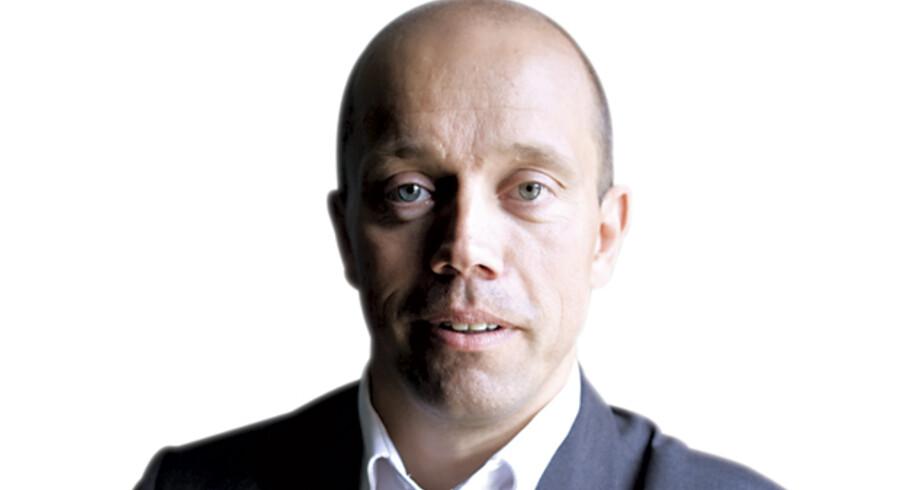 Jan Hylleberg, adm direktør, Vindmølleindustrien