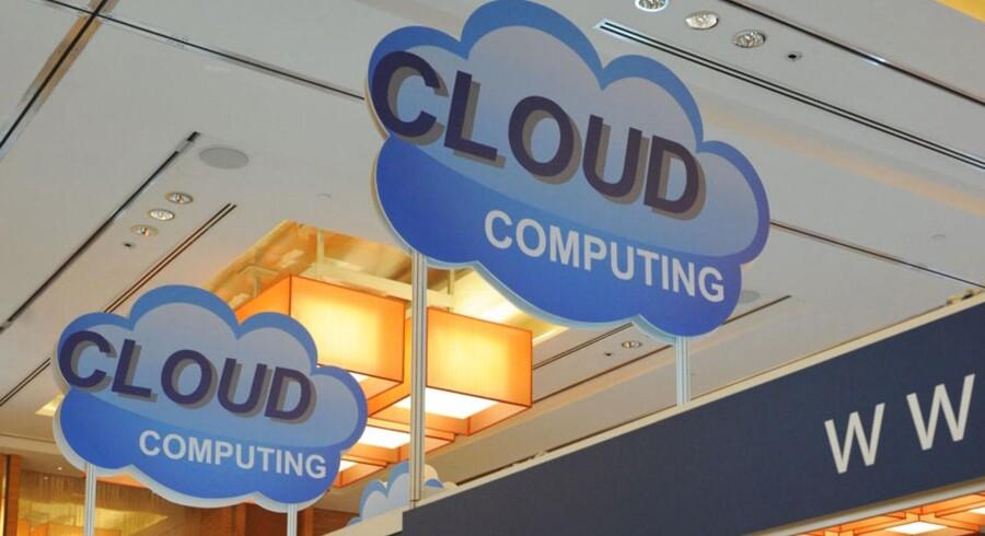 Dansk Industri advarer imod at lægge følsomme data ud i skyen.