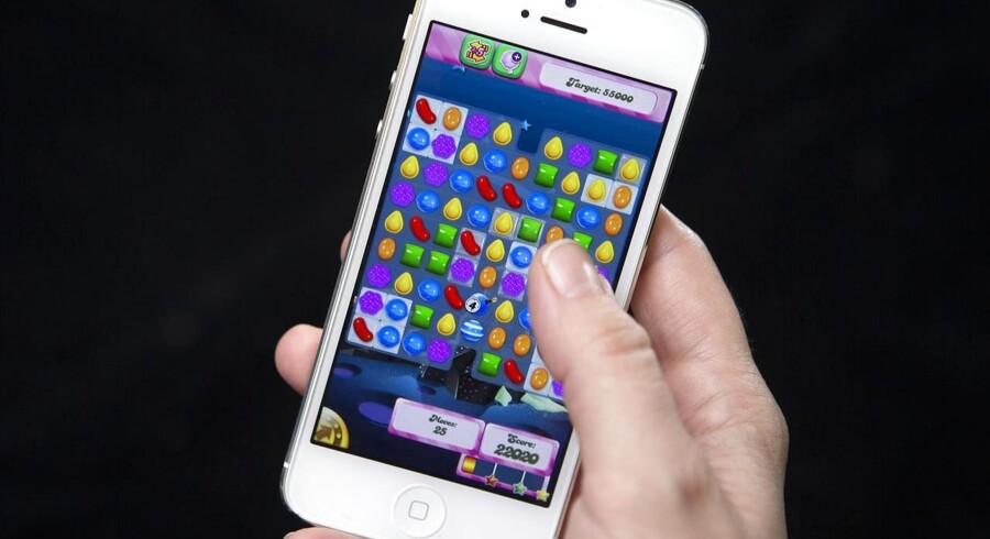 Apple sad kun på 11,9 pct. af nyindkøbte smartphones i Q2, og solgte dermed kun 35,1 mio. iPhones... tsk tsk