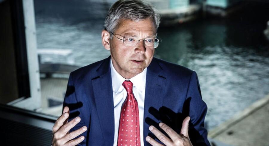 Christian Clausen, koncernchef (CEO) for Nordea.