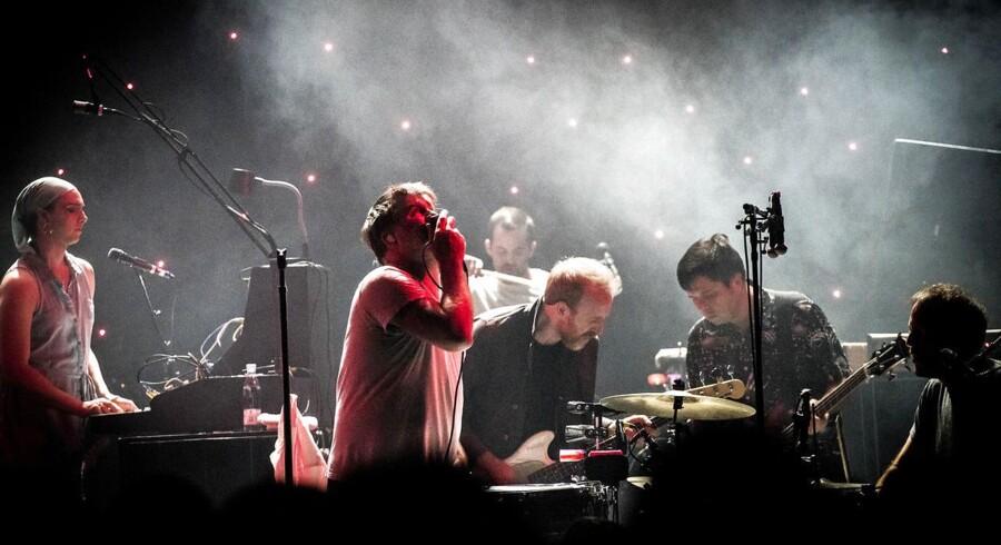 LCD Soundsystem spillede tre udsolgte koncerter i Vega. Her billeder fra den første.