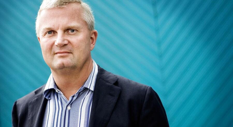 Finansmanden Aldo Petersen fornemmer vil meget gerne i dialog om en plan, som kan skabe et langsigtet fundament for et stærkt Lyngby Boldklub.
