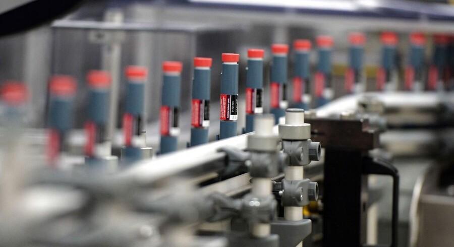 Amerikanske Eli Lilly, der er en stor konkurrent til Novo Nordisk på markedet for diabetespræparater, leverede en positiv overraskelse, når det kom til insulinsalget i fjerde kvartal.