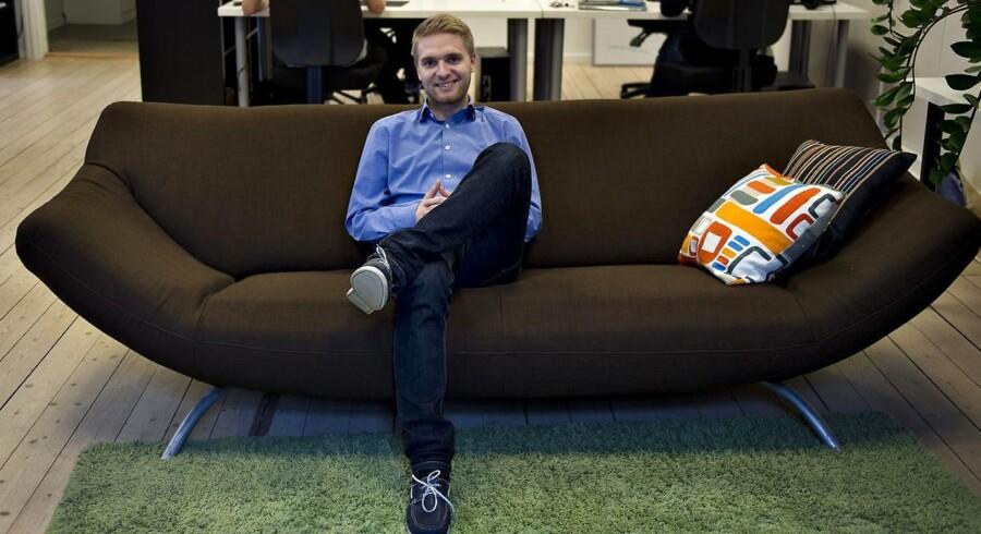 Kevin Rebsdorf, CompanYoung, Aalborg. Generation Y
