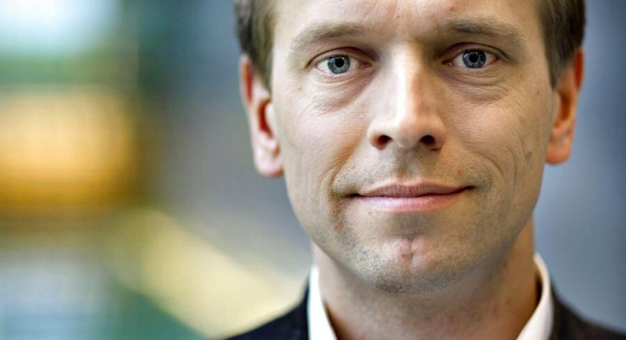 Bang & Olufsens koncernchef Tue Mantoni