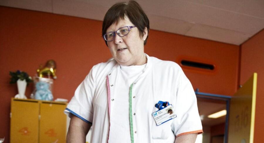 Sygeplejersker og jordemødre skal føre tilsyn med sundhedspersonalet, hvis det står til SF.