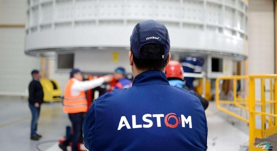 General Electric købte Alstoms energiaktiviteter for omkring 12,4 mia. euro sidste år. Aktiviteterne tæller blandt andet kraftværker, vedvarende energi og elnet.