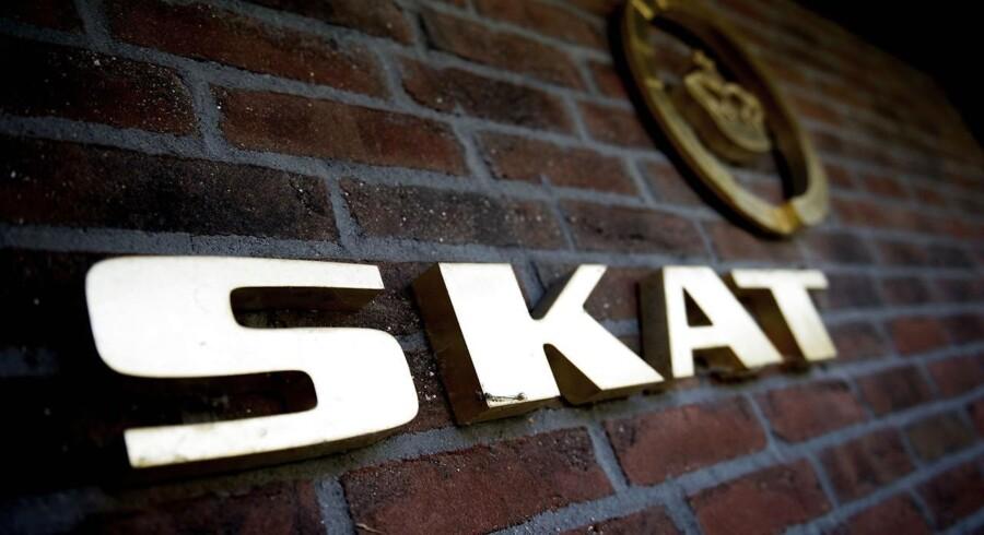 Softwarevirksomheden Cbrain har indgået en aftale med Skat omkring leverance af løsning til refusion af udbytteskat, oplyser det København-baserede selskab torsdag morgen i en meddelelse til fondsbørsen. (Foto: ERIK REFNER/Scanpix 2015)