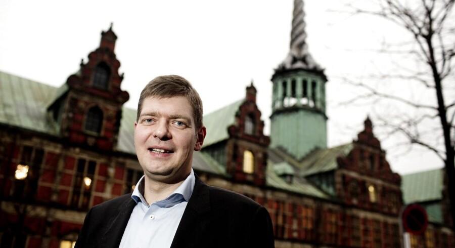 De danske venture-investeringere er i kroner og øre kommet op på niveauet fra før finanskrisen, og det glæder direktør for Danish Venture Capital and Private Equity Association, Jannick Nytoft.
