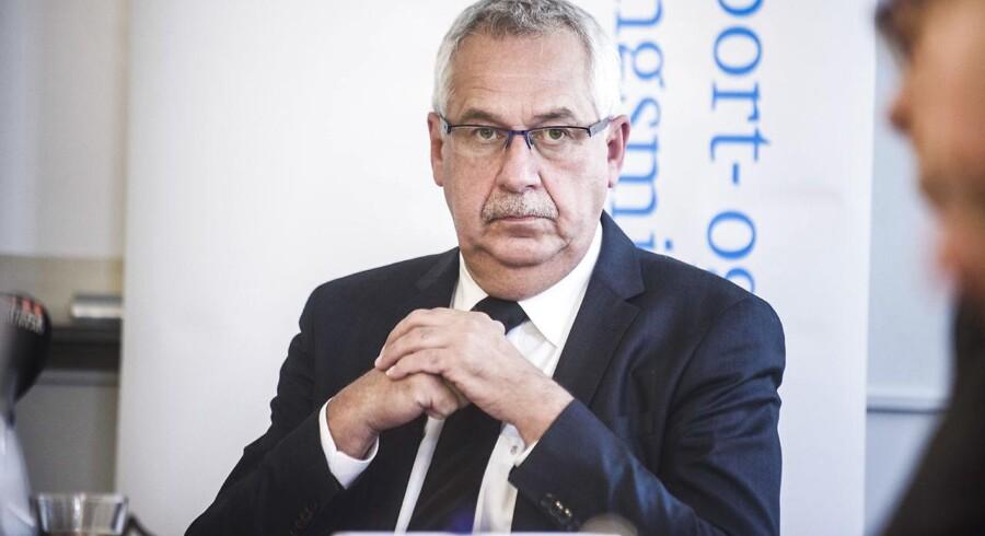 Transport- og bygningsminister Hans Christian Schmidt.