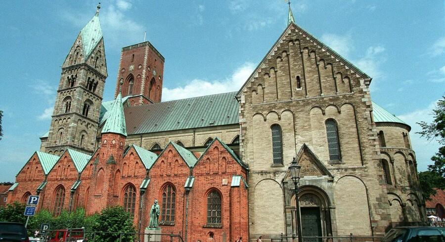 En udgravning ved Ribe Domkirke viser ifølge Kristeligt Dagblad, at danskerne var kristne tidligere end antaget.