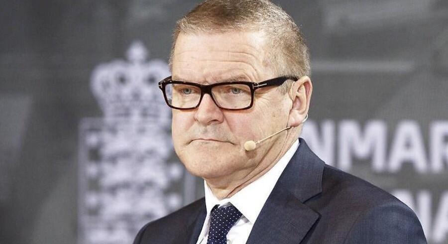 Nationalbank-direktør Lars Rohde.