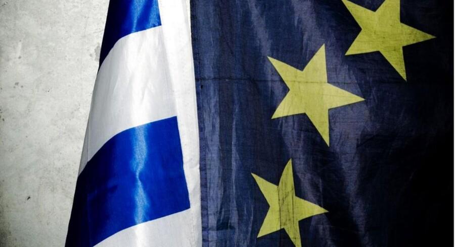 Bekymringen på finansmarkedet er betydelig. Aktiemarkedet i Athen er faldet 14 procent siden mandag, og renten på statsobligationer er steget 1,2 procent, heraf alene onsdag en halv procent.