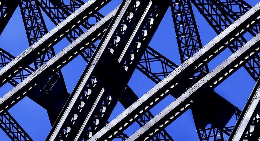 Australiens største stålproducent, Bluescope Steel, har det seneste år kunnet mærke Kinas manglende appetit på stål.