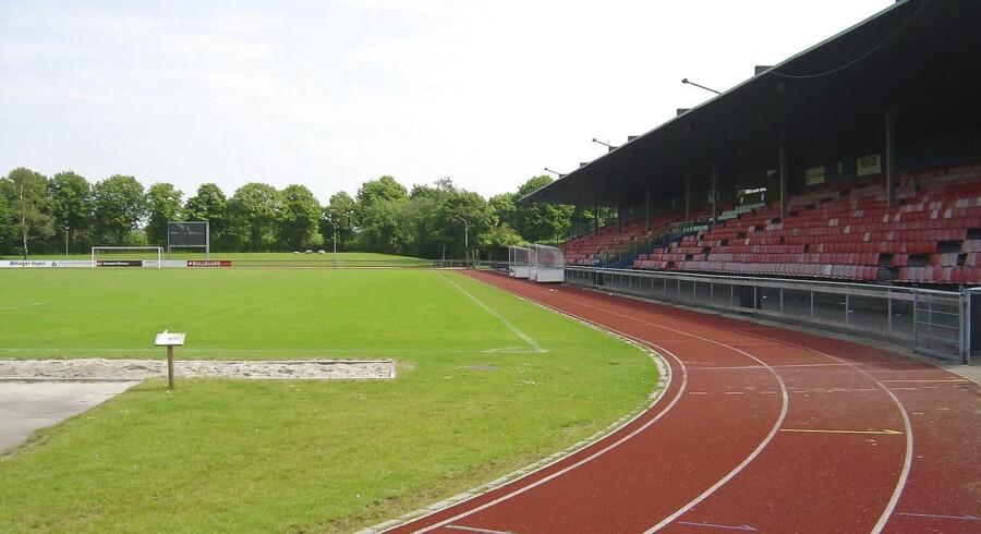 Sundby Idrætspark er hjemmebane for Fremad Amager.