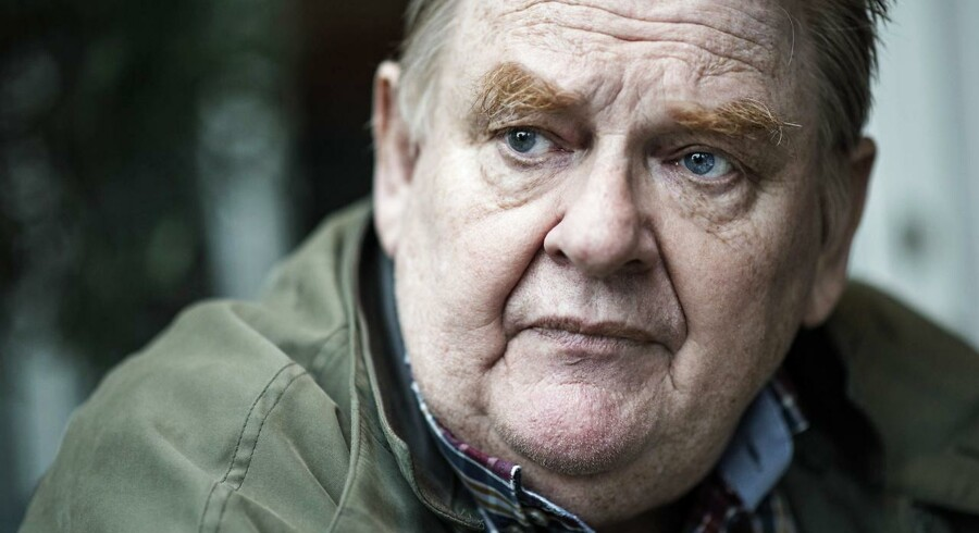 Skuespilleren Ole Thestrup er død natten til fredag. Det oplyser familien. Han blev 69 år. (Foto: Katrine Becher Damkjær/Scanpix 2018)