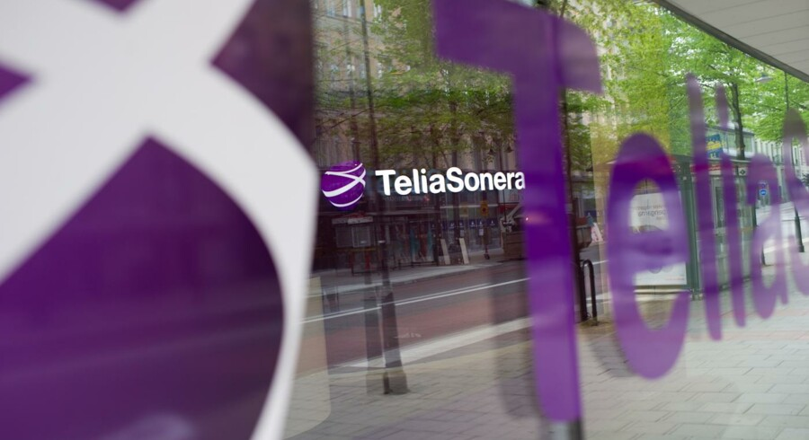 Telias første tre måneder skuffer. Foto: Telia