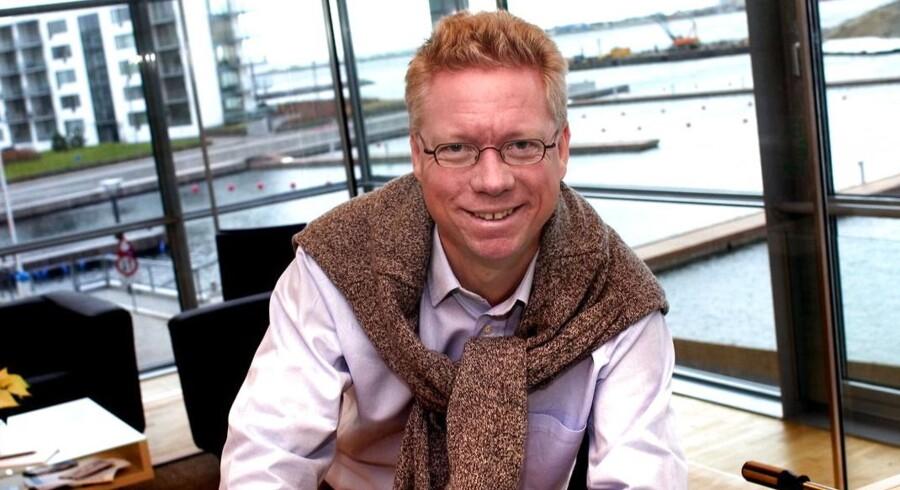 Cbrains stifter Per Tejs Knudsen