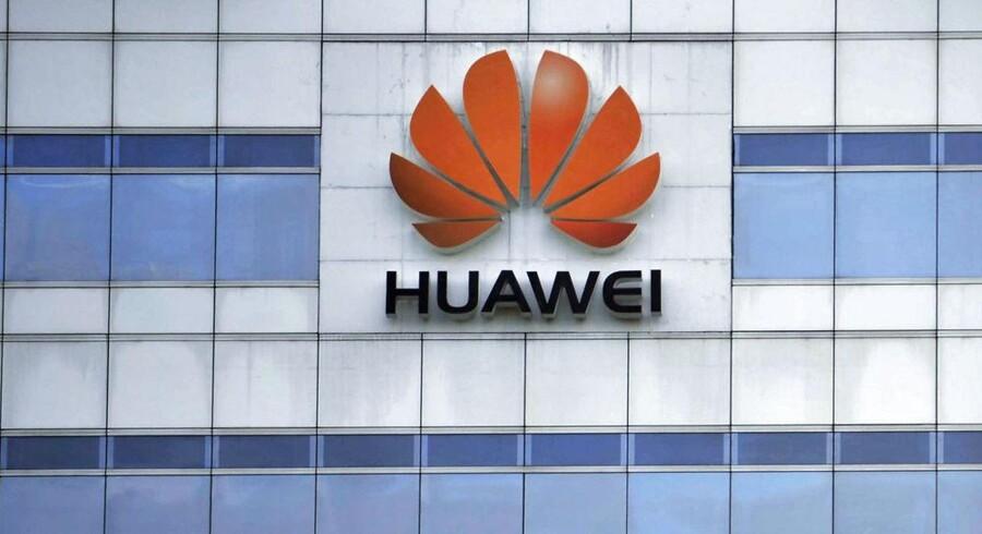 Huawei, som i Danmark bedst kendes fra sine 3G-modemer og nu også mobiltelefoner, er verdens femtestørste mobilproducent og har hovedkontor i Shenzhen i Guangdong-provinsen i Kina. Foto: Reuters/Scanpix