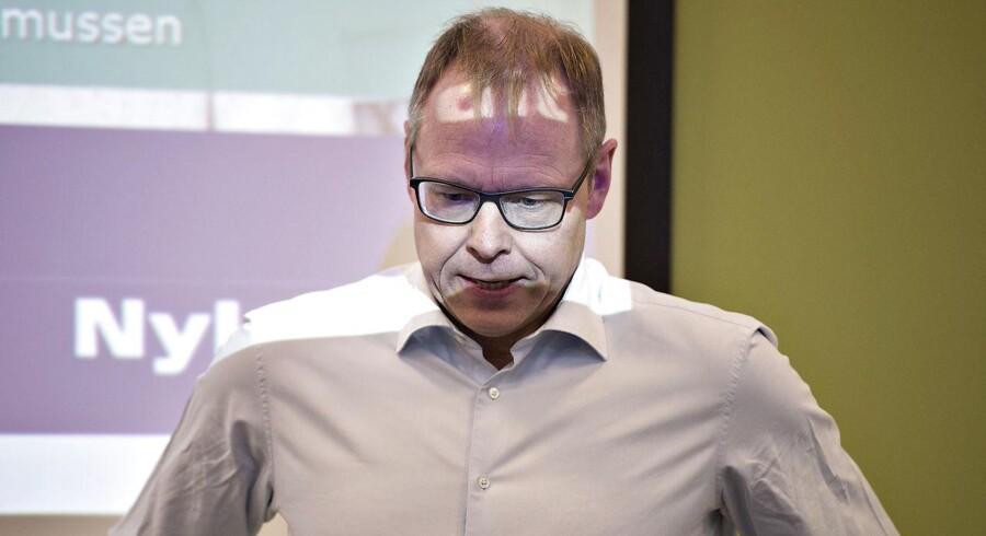 Nykredits direktør Michael Rasmussen