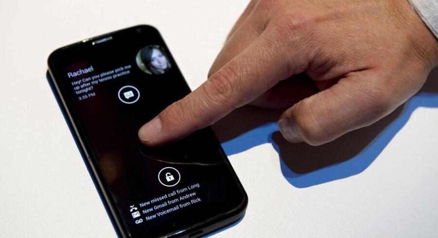 Moto X er den første telefon fra Google, siden søgemaskineselskabet overtog Motorola.