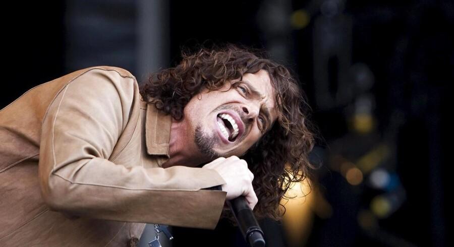 Chris Cornell er død.