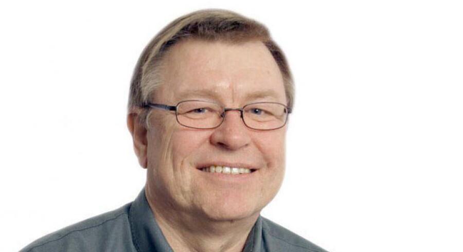 Kim Lind Larsen, formand, 3Fs byggegruppe