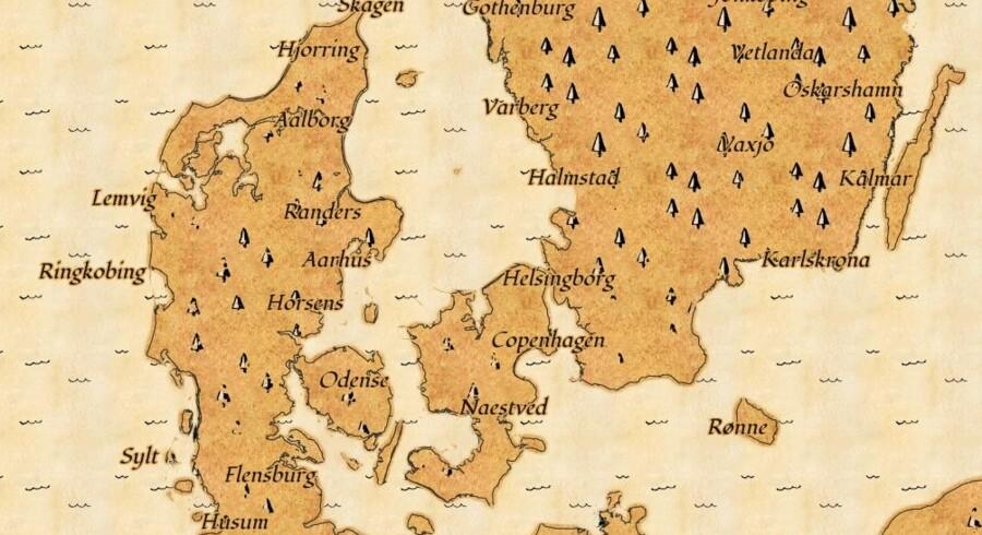 Google går meget op i aprilsnarre. I år lancerede de en helt ny måde at se deres kort på.