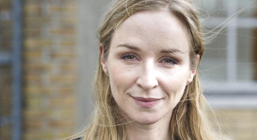 Skuespiller Sonja Richter er en af de første danske kulturpersonligheder, der fylder rundt i 2014.