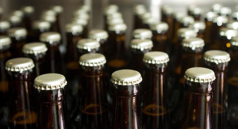 Det er svært at tælle genstande korrekt i Norge. 60 pct. af bryggerierne overholder nemlig ikke reglerne om, at øllen ikke må have en stærkere alkoholprocent end 4,75 pct.