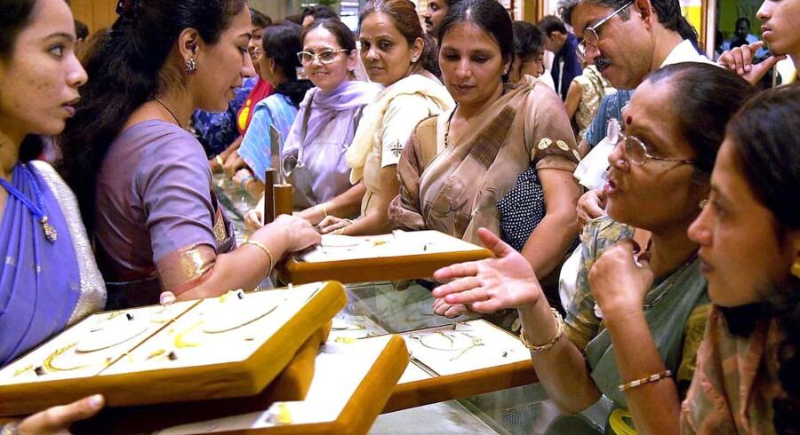 Nogle danske virksomheder drømmer om at indtage det indiske marked - og nu er det blevet lettere.