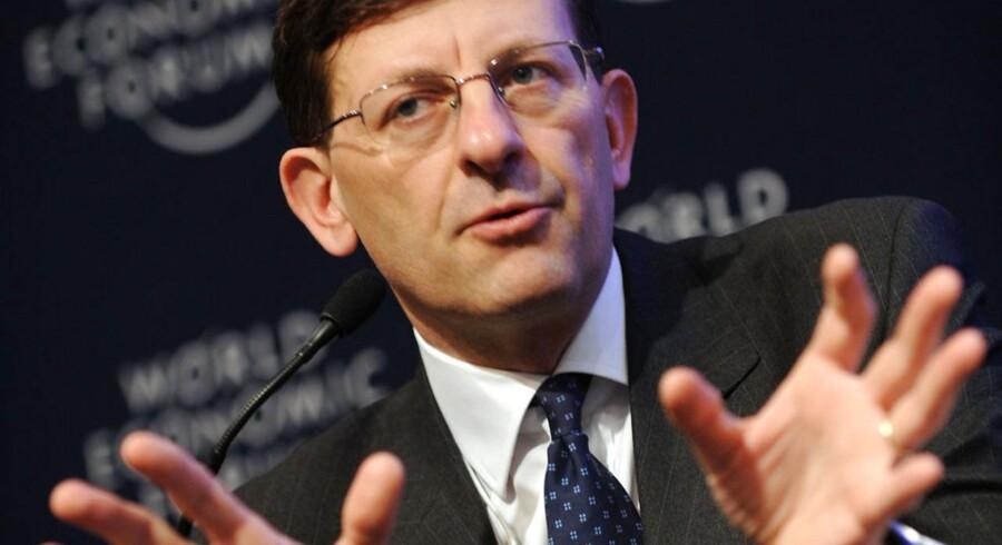 Vodafones topchef Vittorio Colao