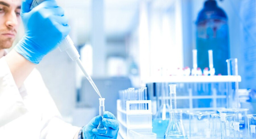 Forward-Pharma udvikler lægemidler mod psoriasis og multipel sklerose. Arkivfoto.