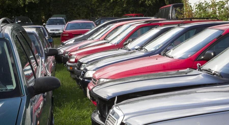 Bilmarkedet har blandt andet trukket ned i vækstopgørelsen for Danmarks økonomi i tredje kvartal.