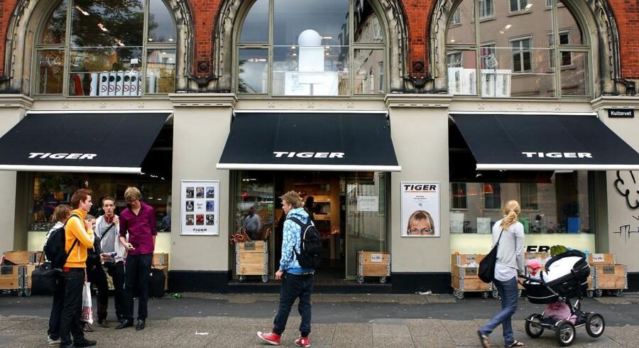 I weekenden slog Tiger dørene op for butik nummer 500, og der var ifølge Tigers joint venture partner i Storbritannien, Philip Bier, kø på åbningsdagen.