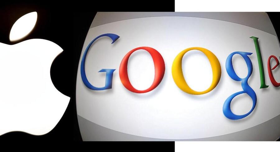 Google er ved at overtage Apples position som mest brugte app-store.