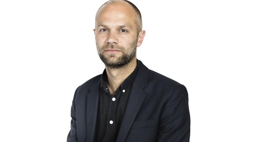 Virksomhedsredaktør, Jesper Kongskov.